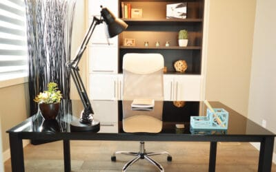 How to Clean Your Home Office Like a Boss
