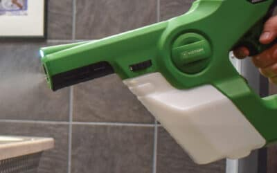 Victory Electrostatic Sprayer: Cleaning Supplies Shout Out!