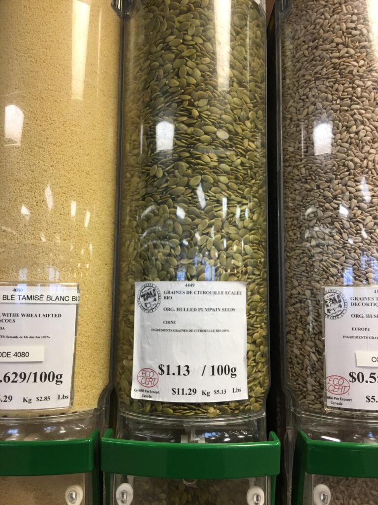 prix-graines-citrouilles-écaillées-bio-marchés-tau