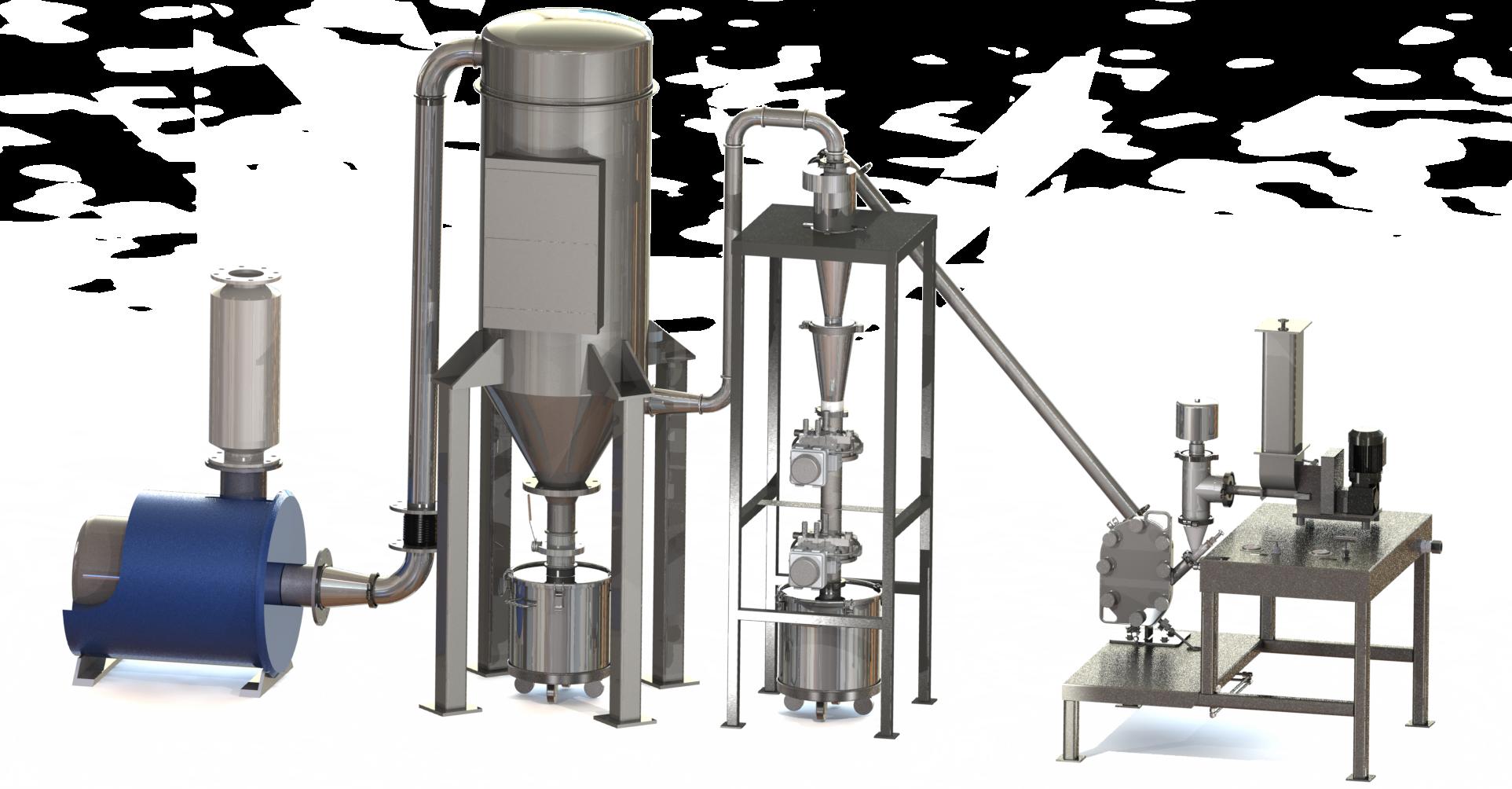 Jet-O-Mizer System