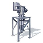 ROTO-JET - Fluid Bed Grinding Jet Mill