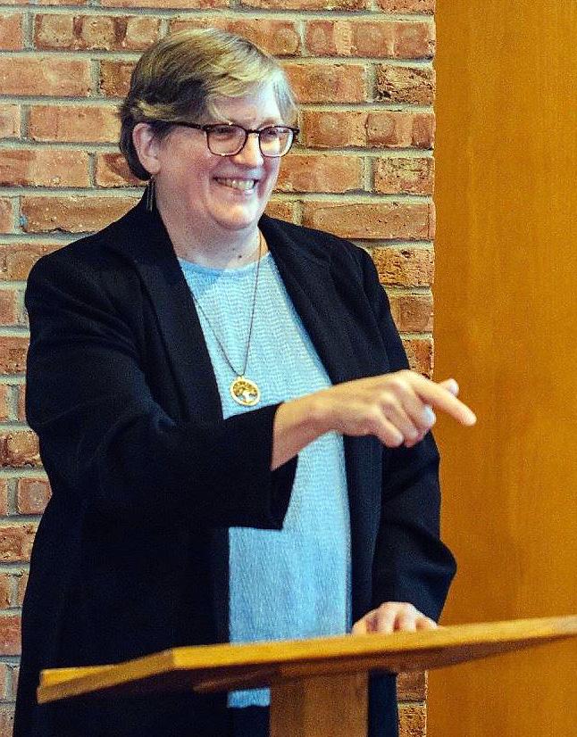 Rev. Ruth Moerdyk, Pastor
