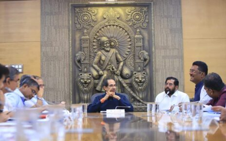 Meeting for Balasaheb Thackeray Art Gallery