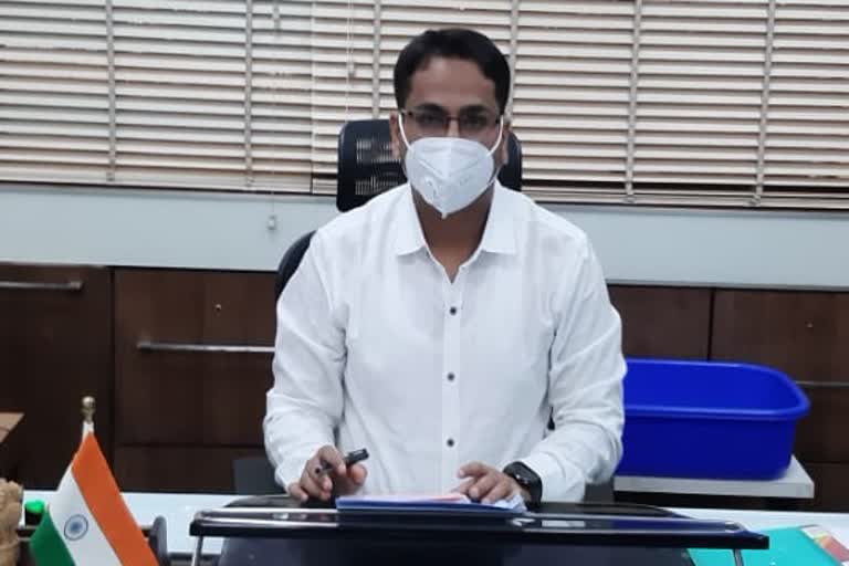 MBMC Commissioner Dr Rathod on Chase the Virus