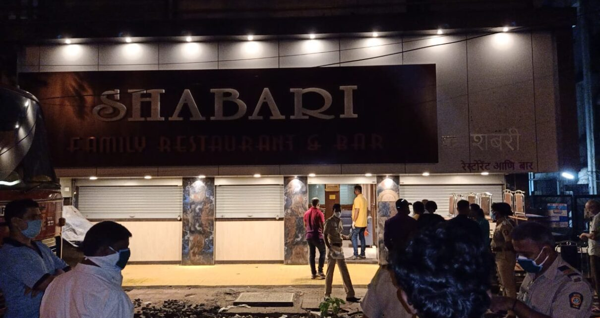Shabari Resto-Bar double murder case