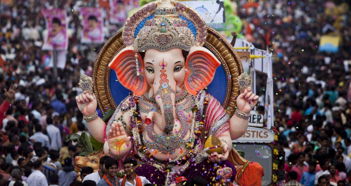 Maharashtra Government issued Guidelines for GaneshUtsav