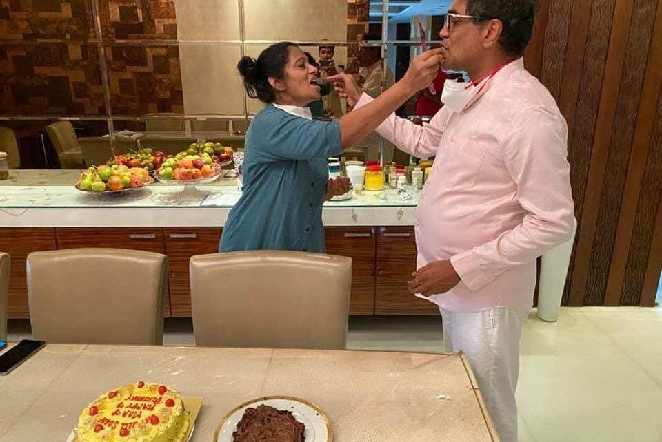 MLA Geeta Jain celebrates her birthday