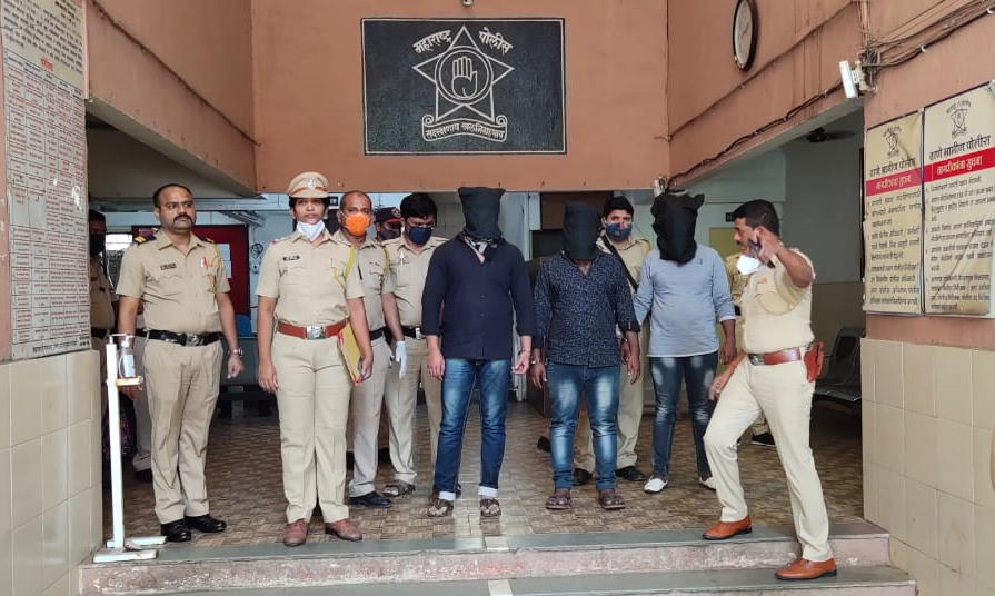 Three arrested with 2.20 kg charas worth Rs 8.48 lakh in Mira Road