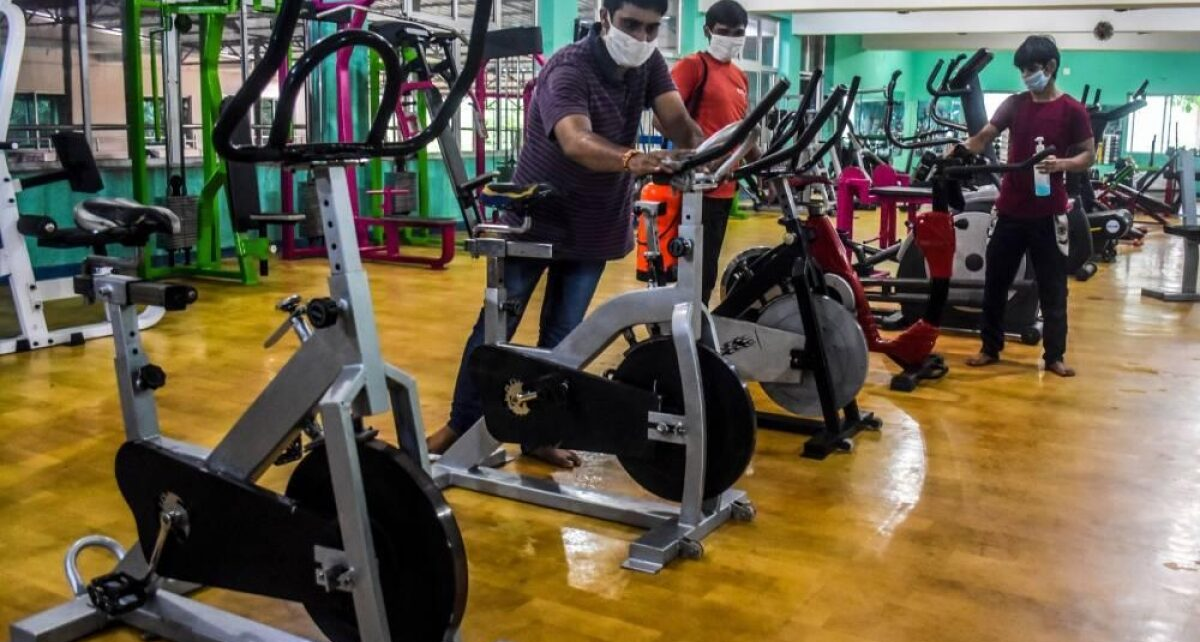 Gyms to open from Dussehra