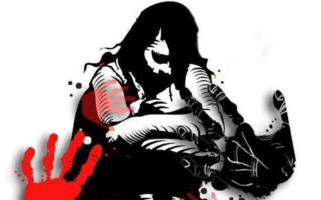 Woman raped life imprisonment