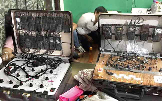 Bookie in Mira Road Betting racket busted