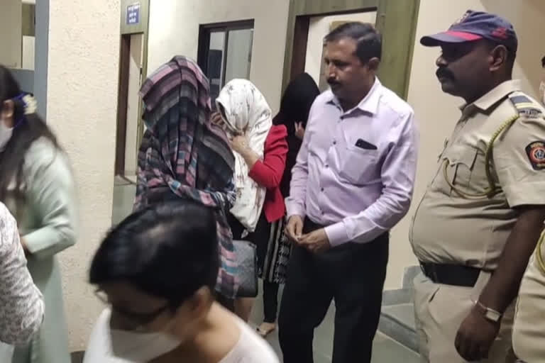 MBVV Police busted high profile sex racket