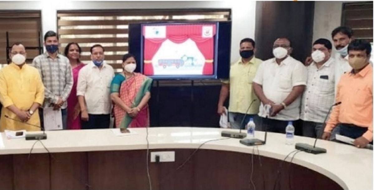 Majhi Bus app launches by Mayor
