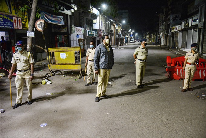 Night Curfew in Mira Bhayandar