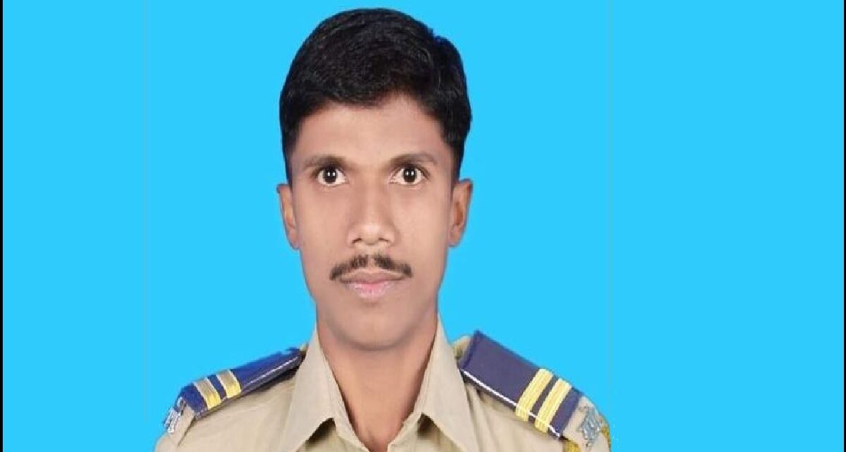 Head constable Sakharam Bhoye