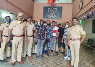 Four Nigerian Nationals held