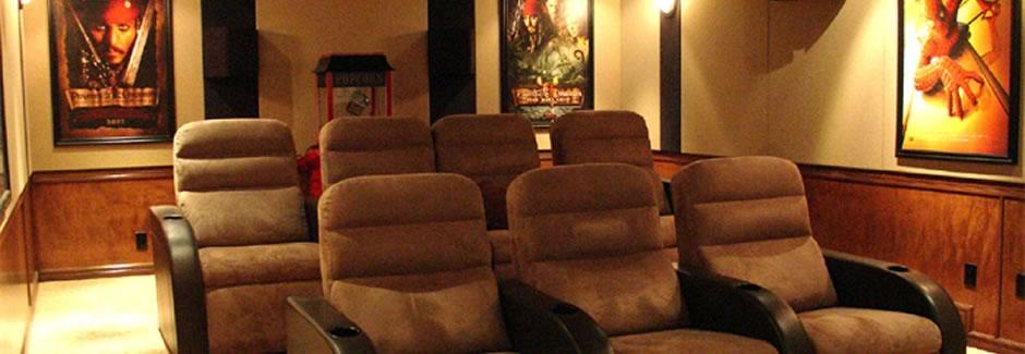 TVIH Home Theater Installation Houston