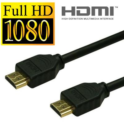 $6 HDMI CABLE 1.3b FULL HD 1080p 10ft. GOLD TIP