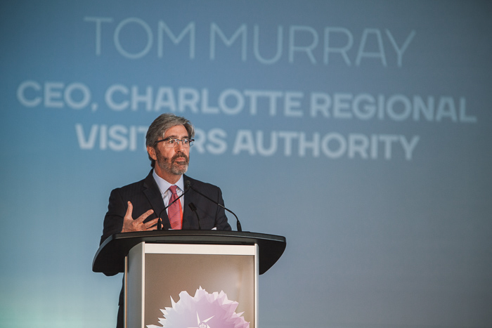 Tom Murray CRVA Partners in Tourism Awards