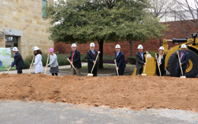 New Dell Children's Specialty Pavilion Breaks Ground