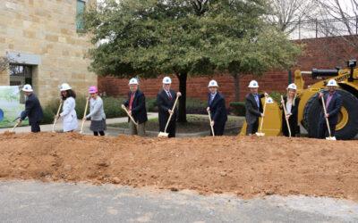 New Dell Children's Specialty Pavilion Breaks Ground