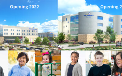 Dell Children's Growth Continues