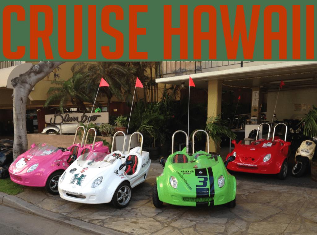 Paradise Cruisers