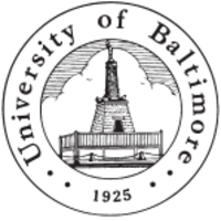 University of Baltimore Seal