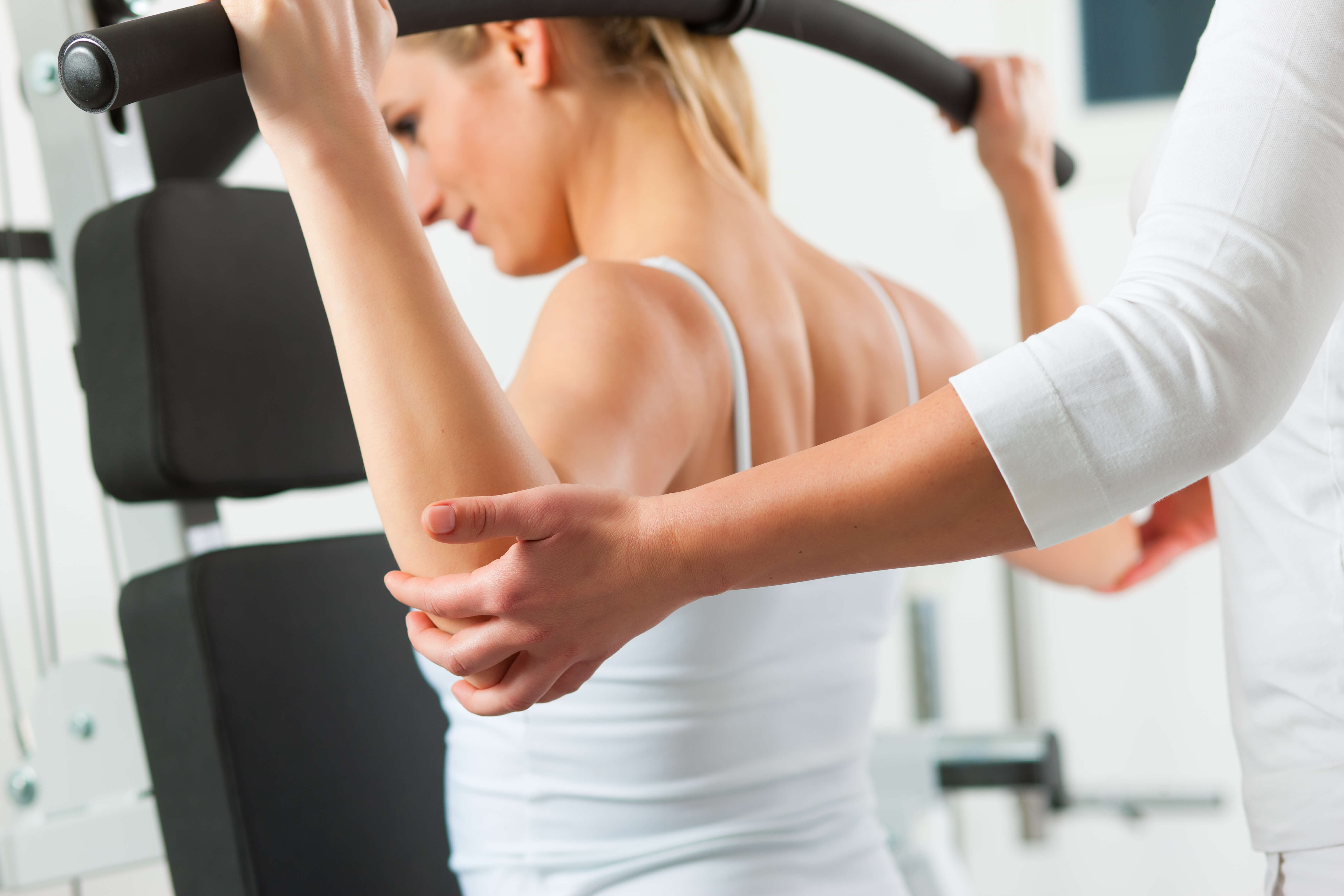 Where can you find sports performance training in Portage, MI?