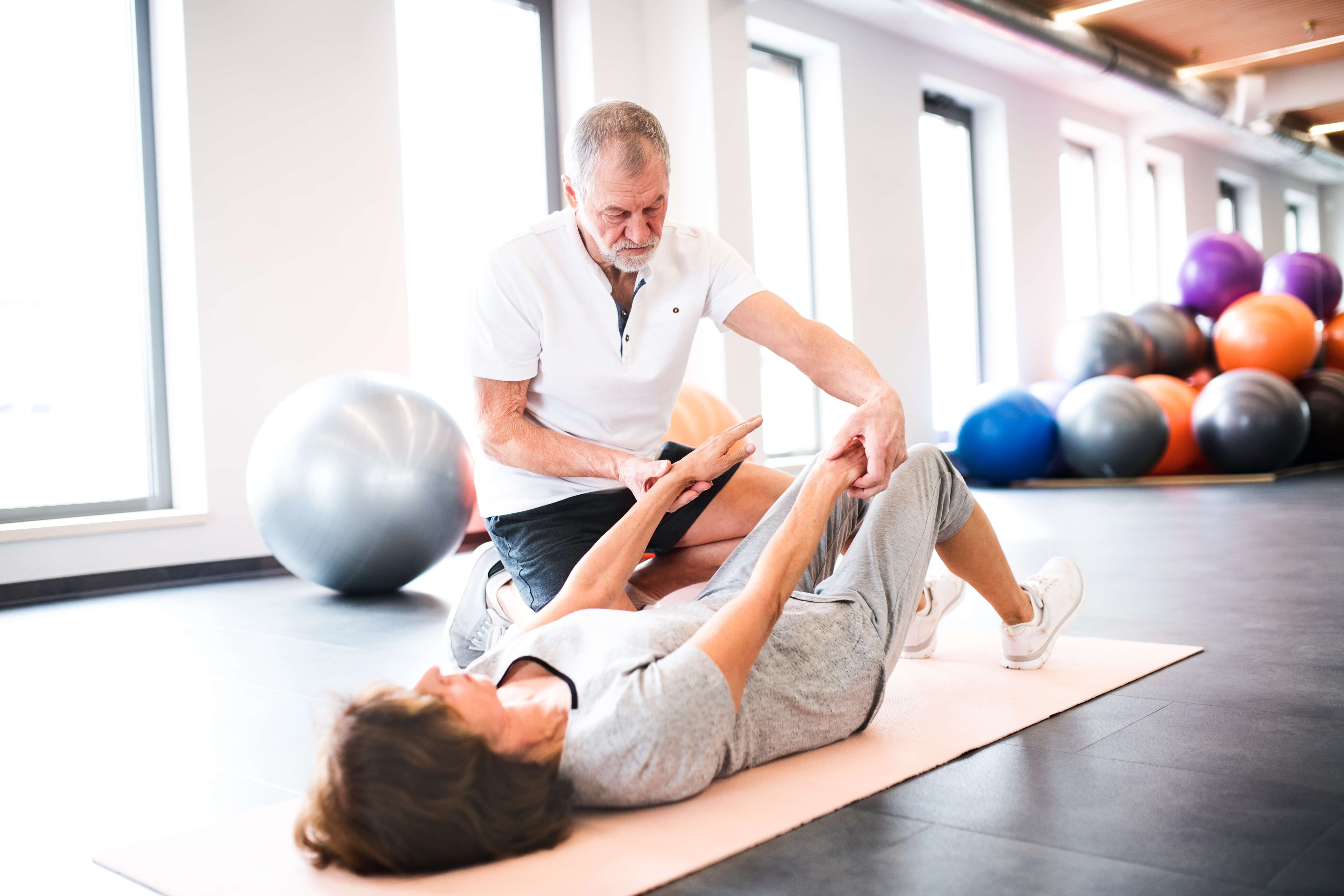 Post-Op Rehab from Physical Therapy in Mattawan, MI