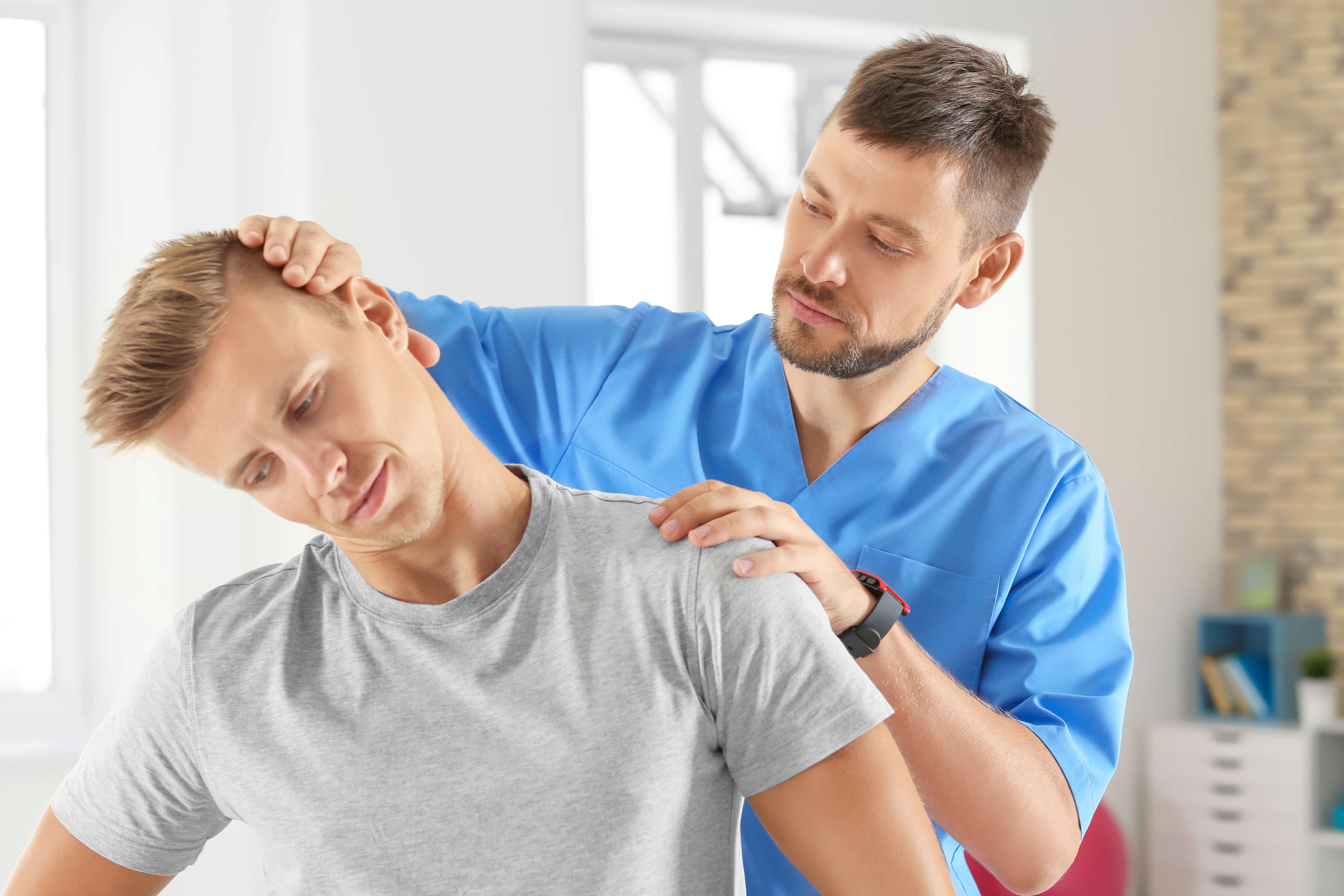 Causes of Neck Pain
