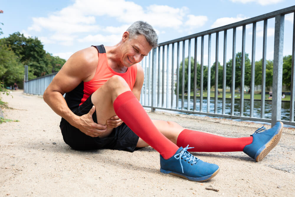 Treatment for hamstring injuries