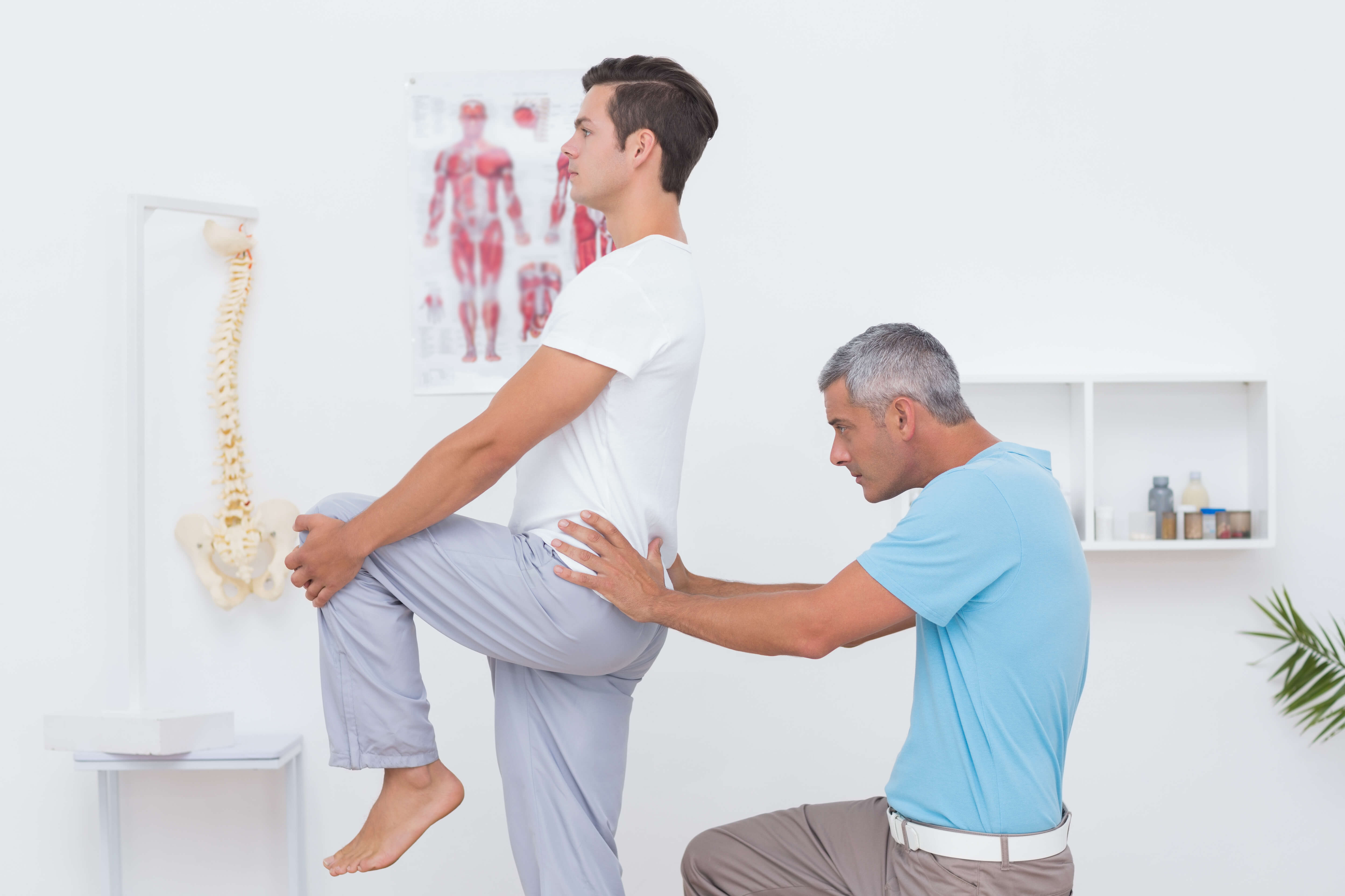 Treating Lower Back Pain