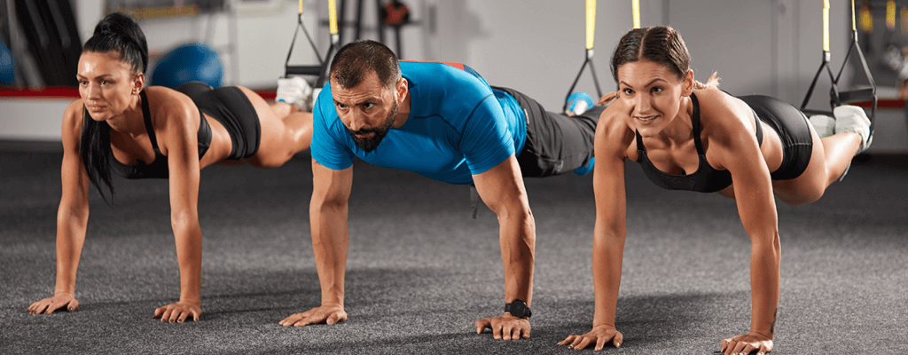 Coming Soon: TRX Classes