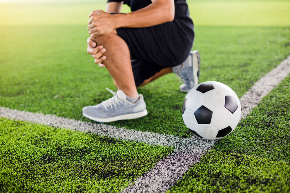 Types of Sports Injuries Treated