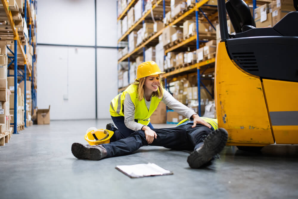 Work Accident Personal Injury
