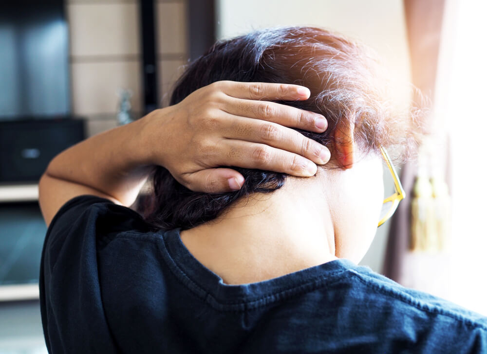 Relieving Tension Headaches in the Back of Your Head