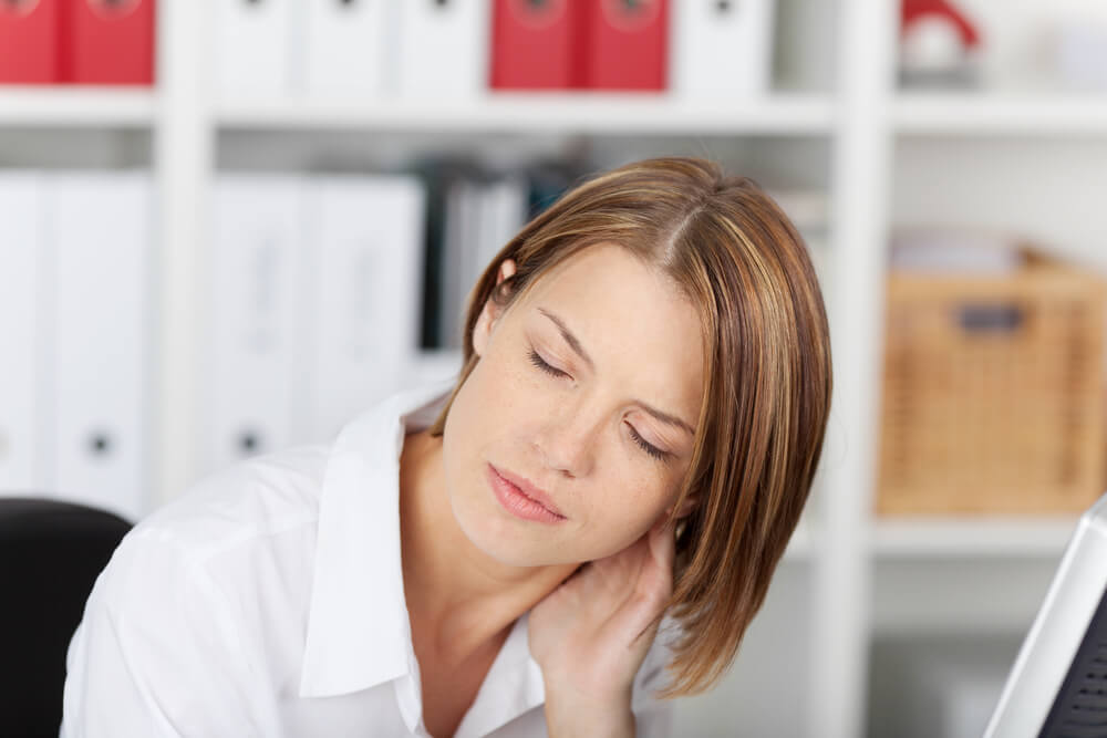 Tension Headache in Back of Head