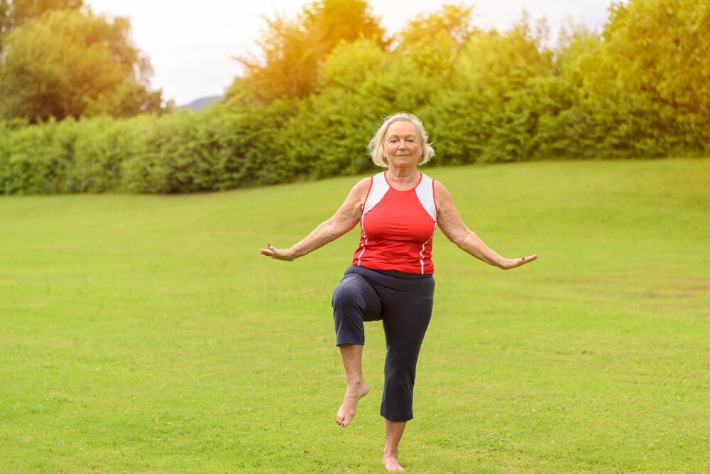 Fun Balance Exercises for Seniors