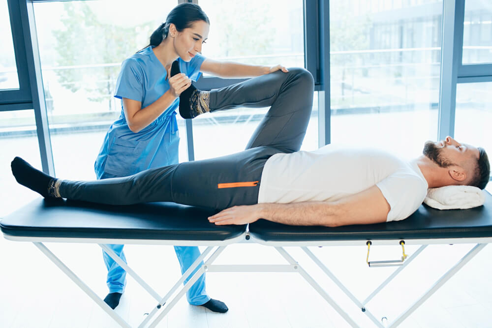 Exercises for Sciatica Pain in the Buttocks