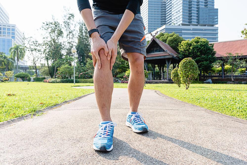 Stiff Knee but No Pain?