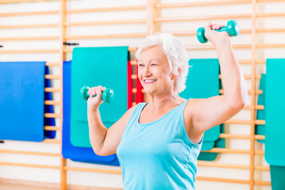 What is special about physical therapy for women?