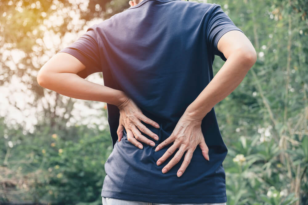 What's causing my lower back and buttock pain?