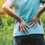 Lower Back Upper Buttock Pain