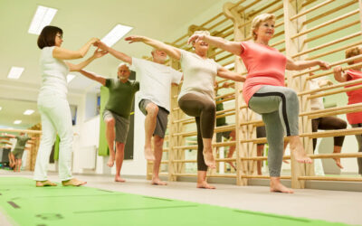 Three ways physical therapists can help improve your balance and gait