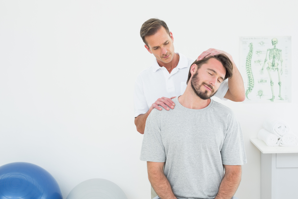 How can physical therapists help you remedy pain from a stiff neck?