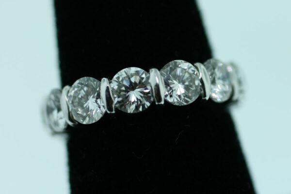 multiple Diamond ring