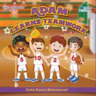Al-Aman Bookstore - Arabic & Islamic Bookstore in USA - Sara & Adam - Adam Learns Teamwork