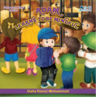 Al-Aman Bookstore - Arabic & Islamic Bookstore in USA - Sara & Adam - Adam Learns to be Mindful