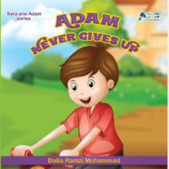 Al-Aman Bookstore - Arabic & Islamic Bookstore in USA - Sara & Adam - Adam Never Gives Up